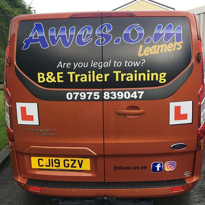 trailer-training